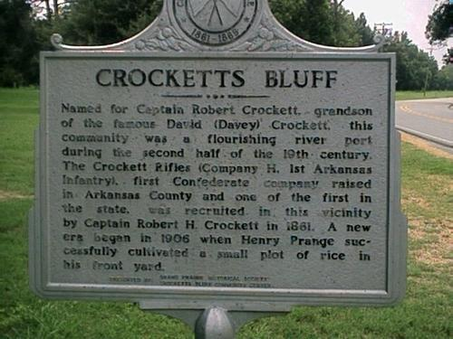 Crocketts bluff arkansas